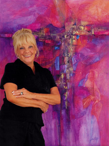 Layered Art, Art Books, and Artistic Classes and Workshops by Jan Sitts - Experimental Artist and Art Workshop Instructor in Sedona, Arizona.